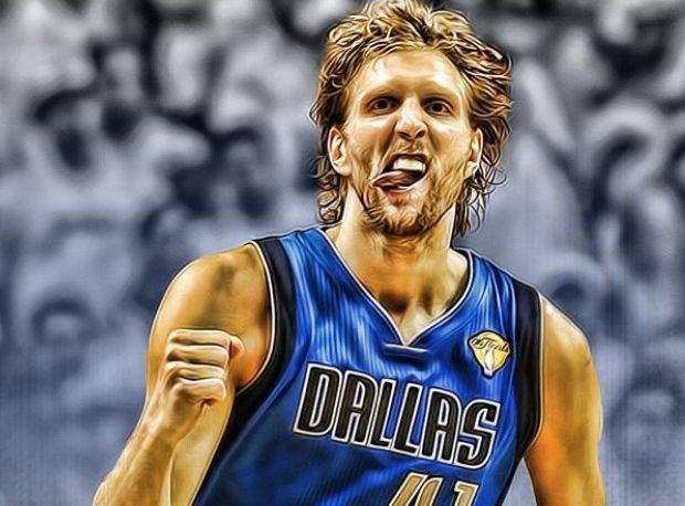 62d291da3 Los Alienígenas del Siglo XXI en la NBA  Dirk Nowitzki ~ el gurú del basket