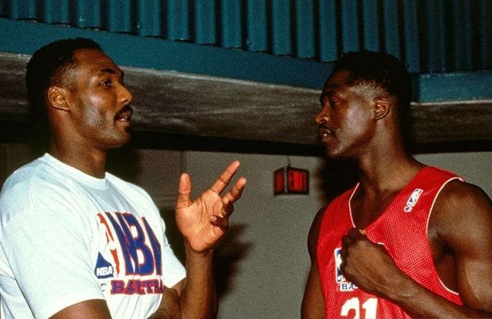 Estrellas sin anillo de la NBA
