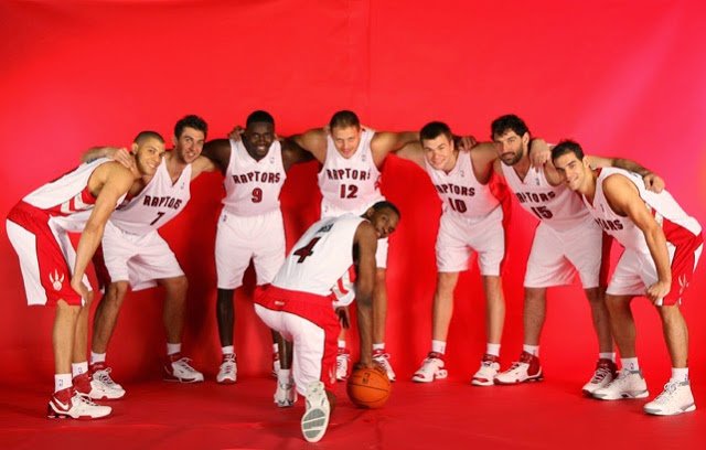 Raptors equipo