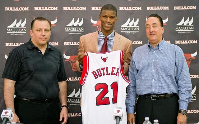 Butler draft