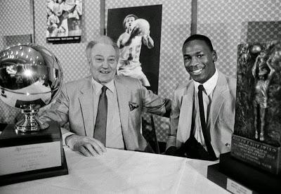 Michael Jordan en 1984