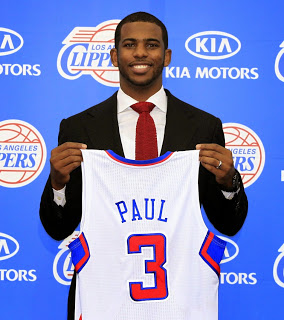 Paul presentación Clippers