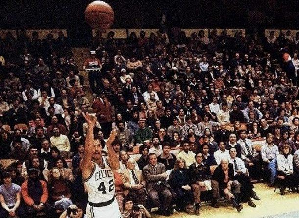 Chris Ford primer triple de la historia de la NBA