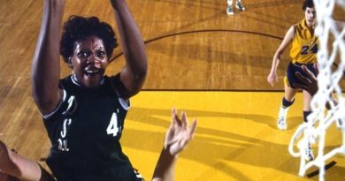 Lusia Harris la primera y única mujer elegida en un Draft oficialmente en la NBA