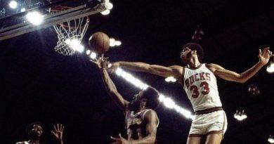 Ranking de los 10 Reyes del tapón de la Historia de la NBA
