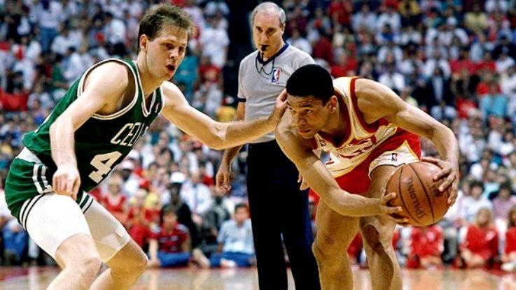 Ranking de los grandes robos del Draft de la NBA en los 80's