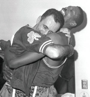 Cousy y Russell