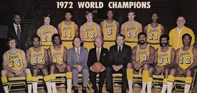 Lakers 1972