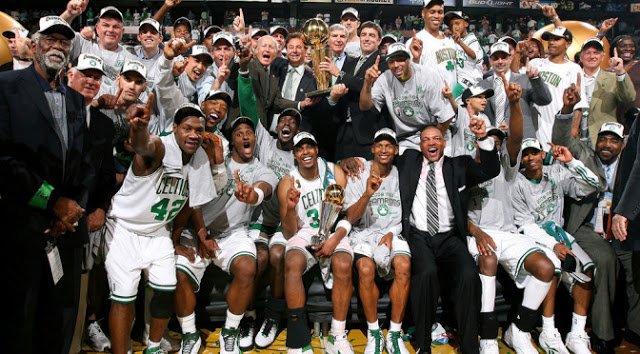 Celtics 2007-2008