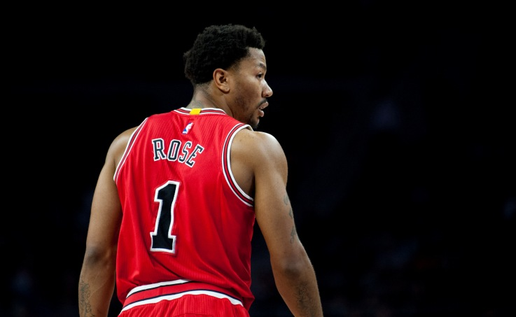 Chicago Bulls traspasen a Derrick rose