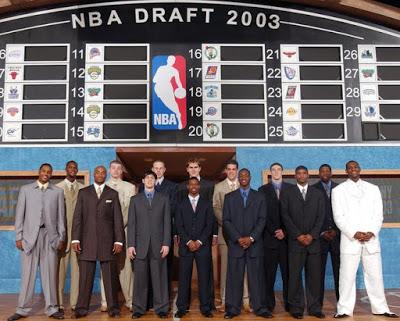 NBA Class 2003