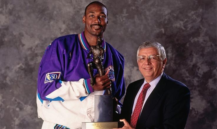 El MVP más viejo de la historia de la NBA