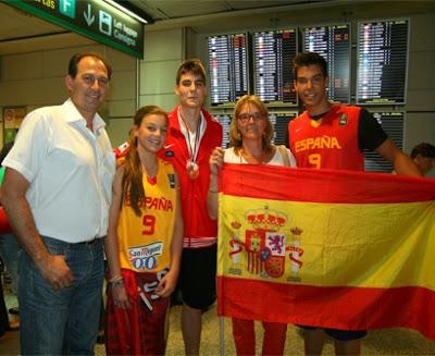 Familia Hernangomez Geuer