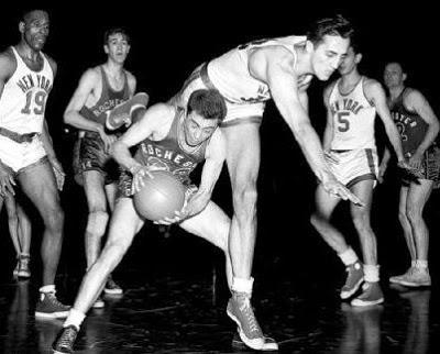 Rochester Royals y los New York Knicks