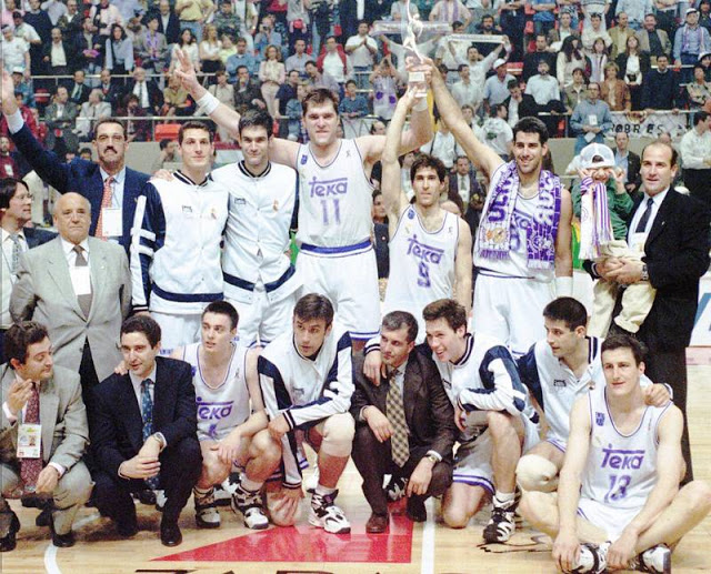 Madrid Campeón de Europa