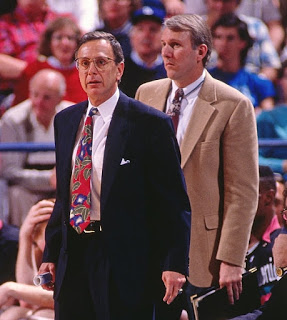 Larry Brown y Popovich