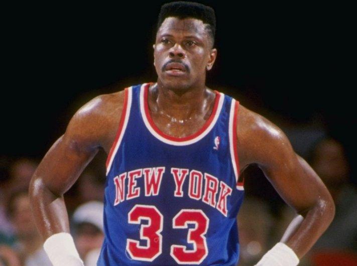 Ewing el hombre al que sólo le faltó la suerte