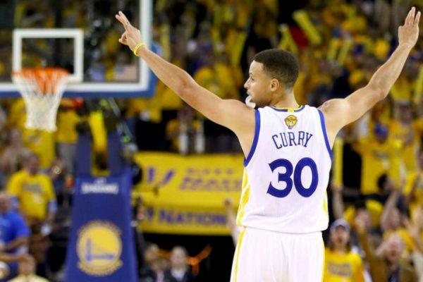Stephen Curry el mejor tirador de triples