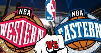 Historia del All Star Game ¿Quien gana Conferencia Este o Conferencia Oeste?