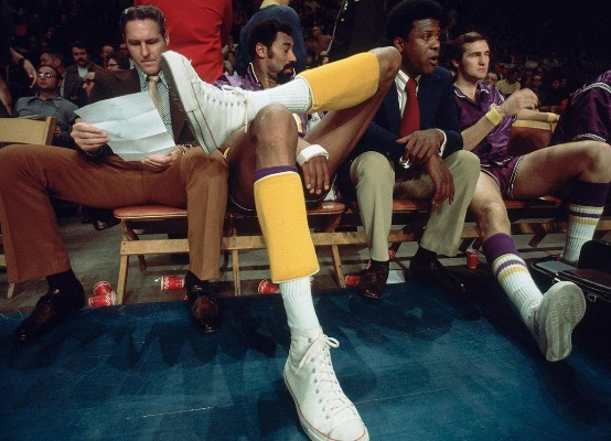 Lakers 1971-1972