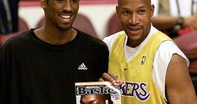 Ron Harper kobe y Jordan