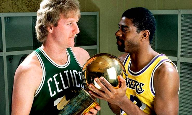 El gran clásico en la historia de la NBA