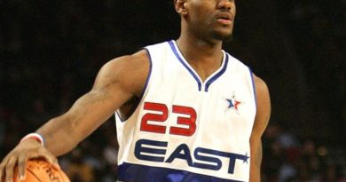 El MVP más joven del All Star Game