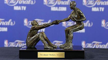 Twyman Stokes trofeo
