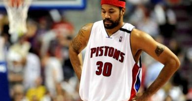 Rasheed Wallace 2