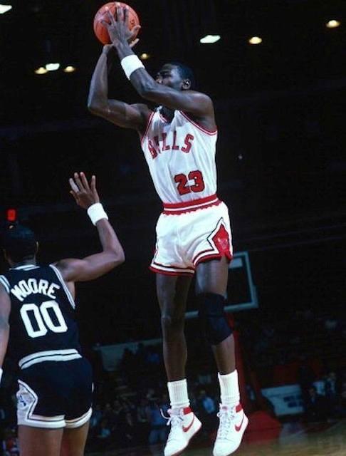 primera Gran noche de Michael Jordan