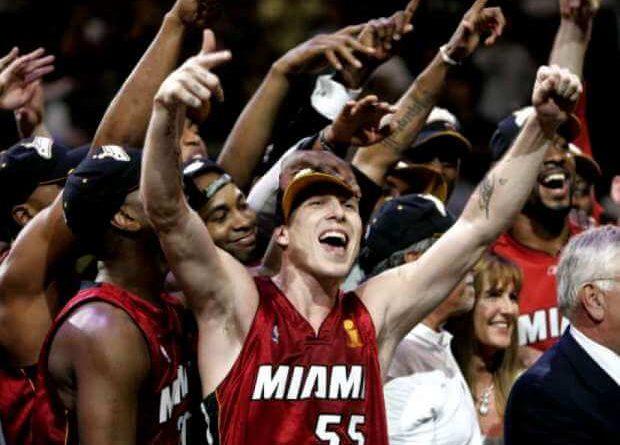 Jason Williams Campeón Heat