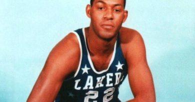 maldiciones NBA elgin baylor