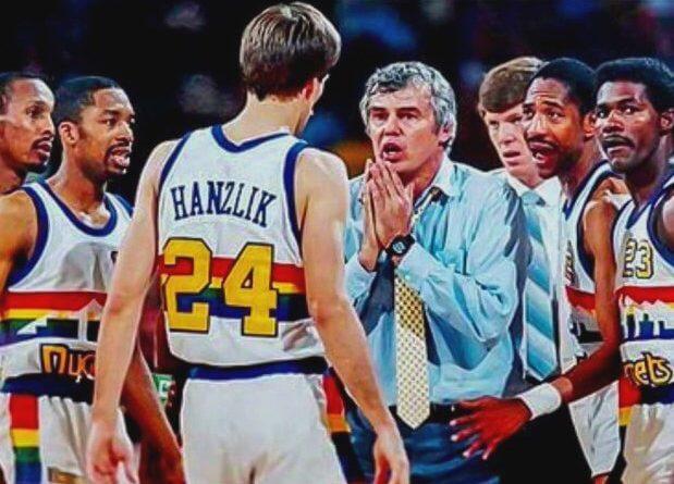 Nuggets 1989 reyes del pase en la NBA