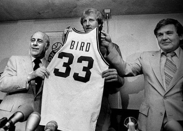 Draft de 1978 Bird