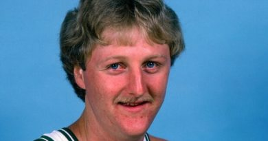 larry bird barrendero