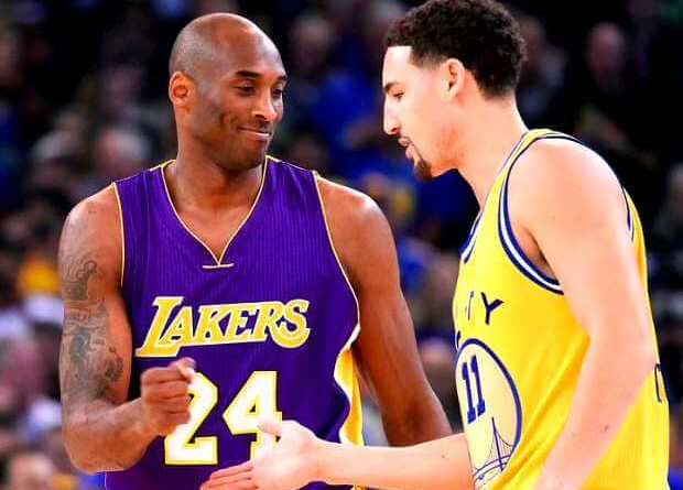 kOBE Y kLAY tHOMPSON ANOTADORES SOBRAOS