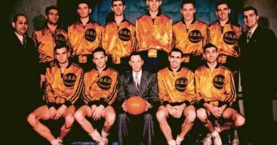 Philadelphia Warriors primer Campeón NBA