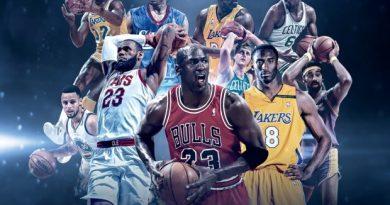 mayores estrellas de la NBA