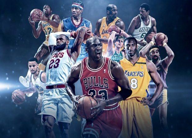 El Ranking de los mejores juagdores de la historia de la NBA