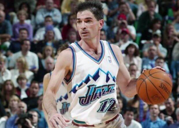 John Stockton Utah Jazz