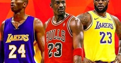 Los auténticos nombres de las estrellas de la NBA