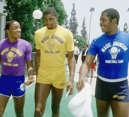 Magic, Aguirre y Thomas